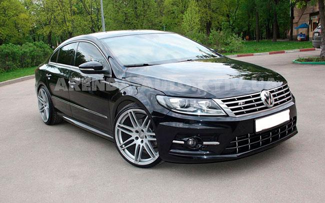Аренда Volkswagen CC на свадьбу Київ