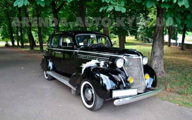 Chevrolet Master Delux 1938