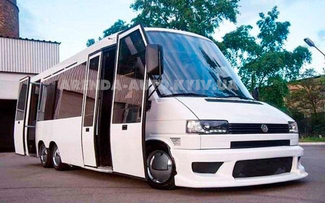 Аренда Party Bus Avatar 2016 на свадьбу Киев