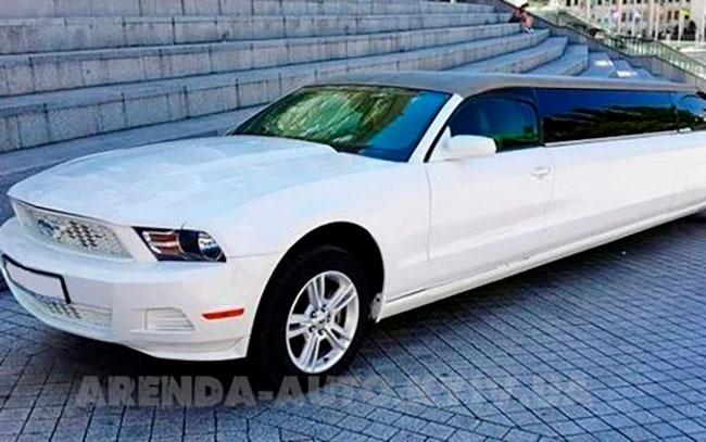 Mustang 2010 10 метров