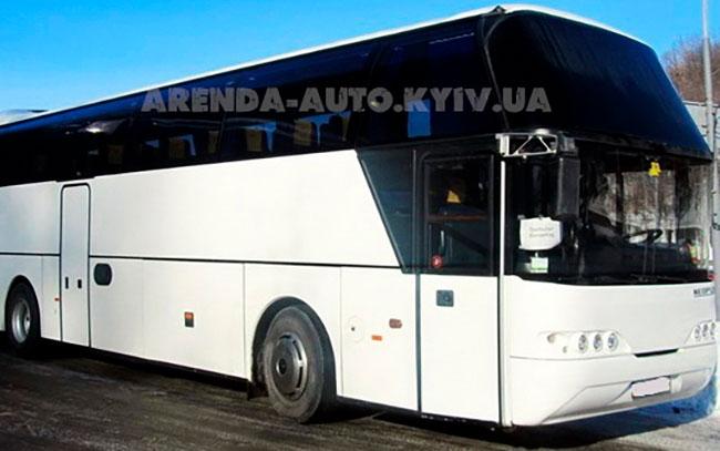 Аренда Neoplan 116 на свадьбу Киев