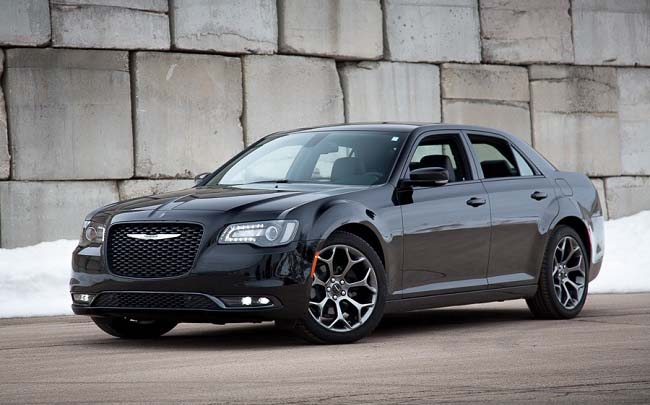 Аренда Chrysler 300 C New на свадьбу Киев