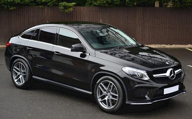 Mercedess GLE 350D