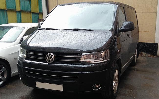 Аренда Volkswagen Transporter T6 на свадьбу Киев