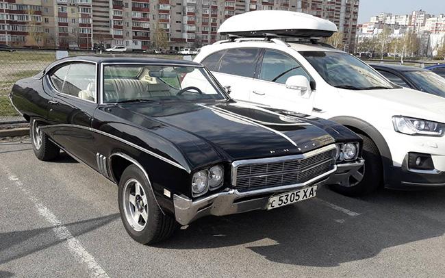 Аренда Buick Skulark 1969 на свадьбу Київ