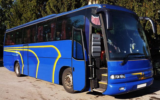 Аренда Автобус Volvo B12 на свадьбу Киев