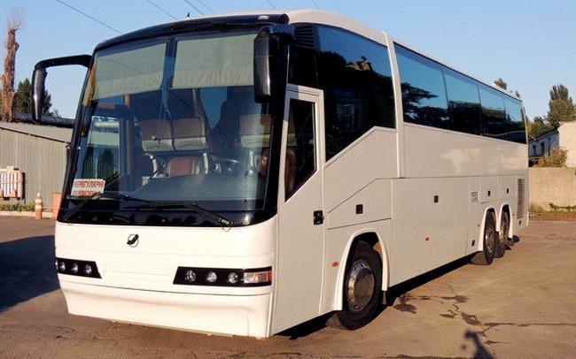 Аренда Автобус Scania 35 мест на свадьбу Киев