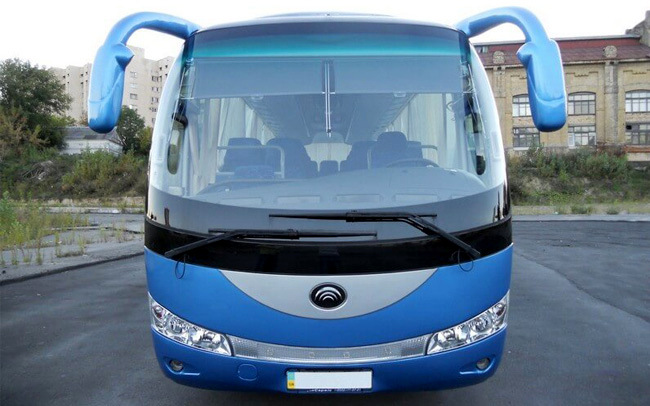 Аренда Автобус YouTong 30 мест на свадьбу Киев