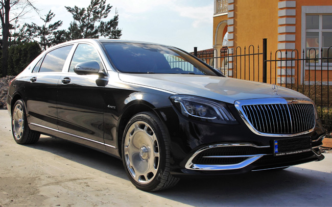 Mercedes Maybach S400