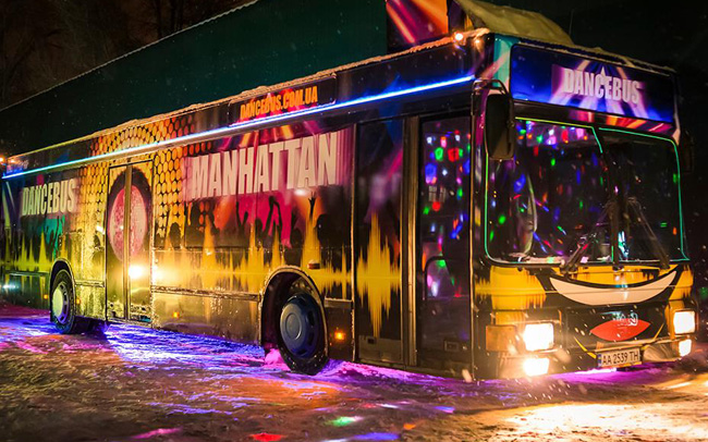 Аренда Party Bus